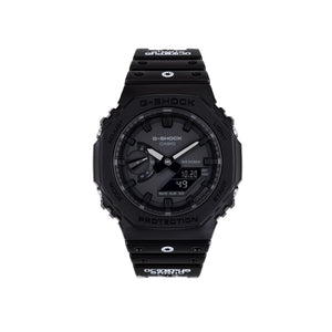 "Casio G Shock 2020 x ""OCTOPUS"" Red Bandana Pattern GA-2100OCT-1A1"