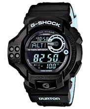 "Load image into Gallery viewer, Casio G SHOCK x ""BURTON SNOWBOARDS"" GDF-100BTN (1st Collaboration)"