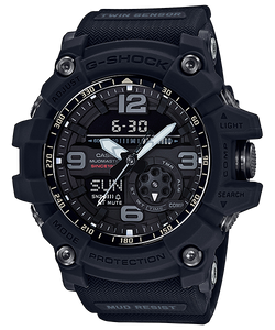 "Casio G SHOCK 35th Anniversary ""BIG BAND BLACK"" MUDMASTER GG-1035A"