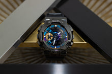 Load image into Gallery viewer, Casio G Shock 2020 GM 110 ANALOG-DIGITAL with Metal Case Series GM-110B-1A (Black)
