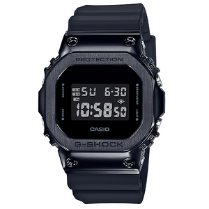 "Casio G Shock 2019AW ""STAINLESS STEEL CASE"" Series GM-5600B (Black)"