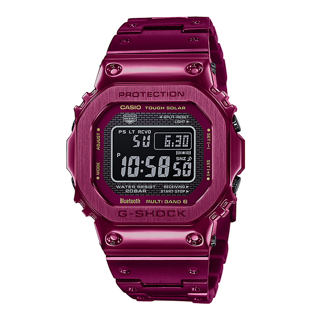 Casio G Shock 2021