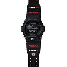 "Load image into Gallery viewer, Casio G Shock x 2018 ""NISSAN NISMO"" Race Track Limited GW-8900A-GTR"