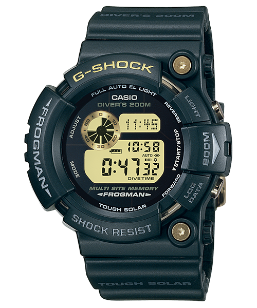 Casio G SHOCK 25th Anniversary
