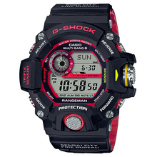 "Load image into Gallery viewer, Casio G Shock 2020 x "" SENDAI CITY FIRE BUREAU"" RANGEMAN GW-9400NFST"