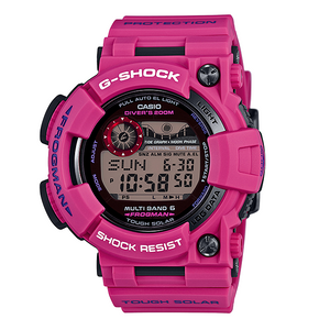 "Casio G SHOCK ""MEN IN SUNRISE PURPLE"" Frogman GWF-1000SR"