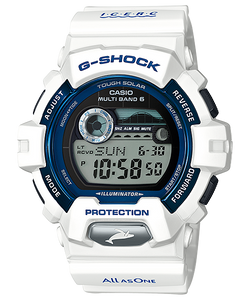 "Casio G SHOCK ""Love The Sea And The Earth"" 2015 GWX-8902K"