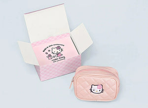 "Casio BABY-G 25th Anniversary x ""HELLO KITTY"" (Pink Quilt) BGA-150KT (White)"