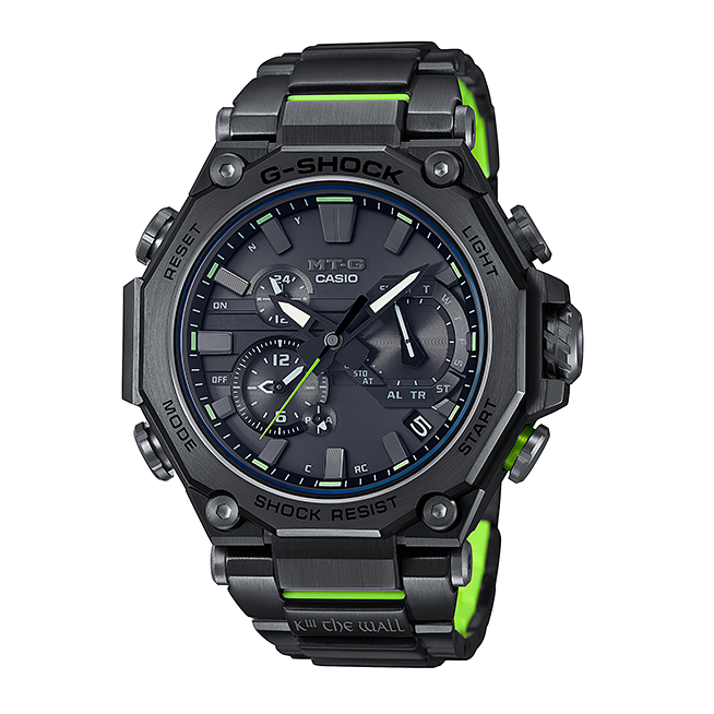 Casio G SHOCK 2021 MTG Metal Twisted G x