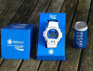 "Casio G SHOCK x ""POCARI SWEAT"" Dreams Come Ture DW-6900FS"