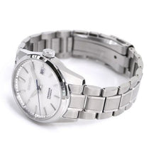 "Load image into Gallery viewer, Seiko PRESAGE 2020 ""Sharp Edged Series"" SPB165J1 (WHITE)"