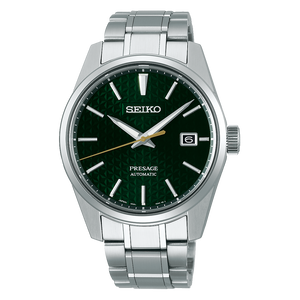 "Seiko PRESAGE 2020 ""Sharp Edged Series"" SPB169J1 (GREEN)"