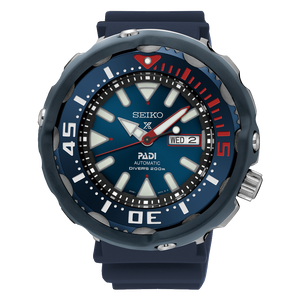 "Seiko PROSPEX x ""PADI"" Monster Tuna Watch SRPA83K1"
