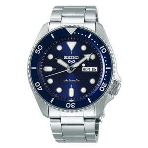 "Seiko 2019 Automatic 5 Series ""NAVY"" Model SRPD51K1"