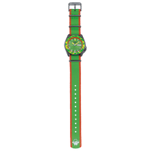 "Load image into Gallery viewer, Seiko 2020 x ""STREET FIGHTER"" ""BLANKA' Seiko 5 Sport Limited Edition SRPF23K1"