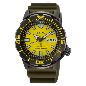 "Seiko Prospex 2020 ""ASIA EXCLUSIVE MONSTER"" Automatic Diver's 200m SRPF35K1"