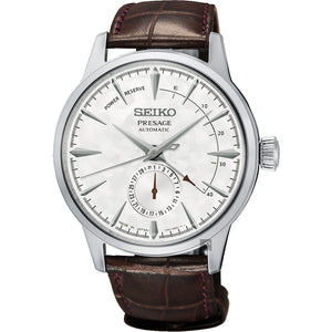 "Seiko Presage ""Sakura Fubuki"" Cocktail Antomatic Watch SSA363J1"
