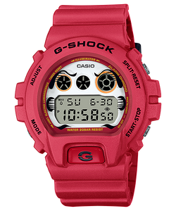"Casio G SHOCK 2020 ""DARUMA"" Japanese good luck charm DW-6900DA"