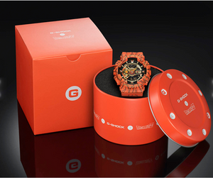 "COMING SOON Casio G-SHOCK 2020SS x ""DRAGON BALL Z"" ドラゴンボール Z GA-110JDB-1A4"