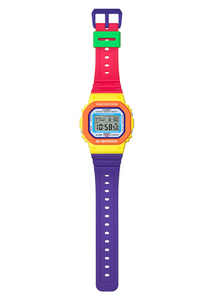 Casio G SHOCK Summer Multi Colour Classic Series DW-5610DN-9