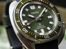 "Load image into Gallery viewer, Seiko PROSPEX 2020 Vintage 6105 Diver's Watch Re-Craft SPB153J1 ""CAPTAIN WILLARD"""