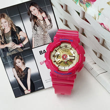 "Load image into Gallery viewer, Casio BABY-G 20th Anniversary x ""GIRLS GENERATION"" BA-111GGB"