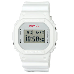 "Casio G SHOCK 2020ss x ""NASA"" All Sysytem Go DW5600NASA20-7"