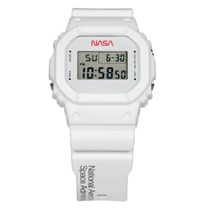 "Casio G SHOCK 2020ss x ""NASA"" All Sysytem Go DW5600NASA20"