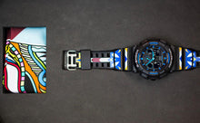 "Load image into Gallery viewer, Casio G SHOCK x ""SIAM MANUD STREET"" Series GA-100 P7"