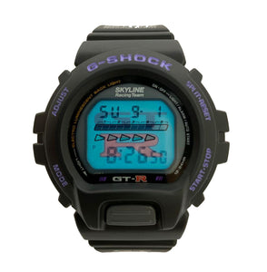 "Casio G Shock x ""GTR SKYLINE RACING TEAM"" Staff Exclusive DW-6600B"