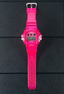 "Casio G SHOCK 35th Anniversary ""NIGO®"" × ""K.IBE"" Special Collaboration Models DW-6935"