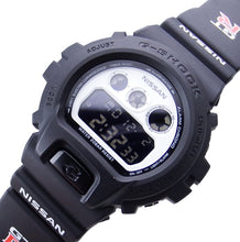 "Load image into Gallery viewer, Casio G Shock x ""NISSAN"" GTR  DW-6900 1st Edition"