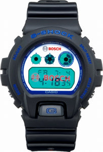 "Casio G-shock x ""BOSCH"" 80th Anniversary DW-6900FS"