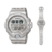 "Load image into Gallery viewer, Casio BABY-G x ""JOYRICH"" Sliver Leopard BG-6901JR"