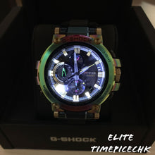 "Load image into Gallery viewer, Casio G Shock ""MT-G"" 20th Anniversary Lunar Rainbow MTG-B1000RB"