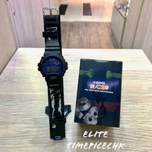 "Load image into Gallery viewer, Casio G Shock x ""Tetsujin 28""-GO 50th Anniversary DW-6900BT28-9JF"