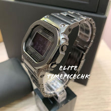 "Load image into Gallery viewer, Casio G shock ""BLACK AGED IP TREATMENT"" Full Metal GMW-B5000V"