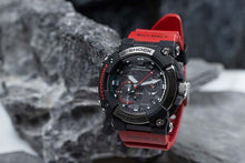 "Load image into Gallery viewer, Casio G SHOCK 2020 x ""FIRST ANALOG FROGMAN"" With Bluetooth® GWF-A1000-1A4"