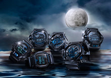 "Load image into Gallery viewer, Casio G SHOCK 30th Anniversary ""INITIAL BLUE"" Series GA-113B"