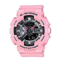 Load image into Gallery viewer, Casio G SHOCK S-Series Rose Pink GMA-S110MP