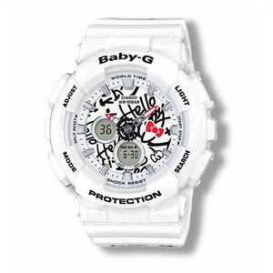 "Casio BABY G x ""HELLO KITTY"" (Graffiti Art) BA-120KT"