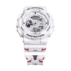 "Casio G SHOCK x ""GUNDAM"" 40th Anniversary GA-110MW RX-0 (UNICORN)"