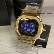 "Load image into Gallery viewer, Casio G Shock ""METAL SERIES"" GMW-B5000GD (GOLD METAL)"
