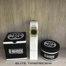 "Load image into Gallery viewer, Casio G SHOCK 35th Anniversary ""GLACIER GOLD"" Series DW-5735E"