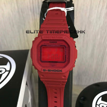 "Load image into Gallery viewer, Casio G SHOCK 35th Anniversary ""RED-OUT"" DW-5635C"