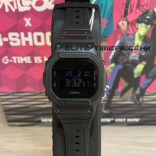 "Load image into Gallery viewer, Casio G Shock x ""GORILLAZ"" with T-Shirt Box Set DW-5600BB"