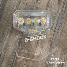 "Load image into Gallery viewer, Casio G SHOCK 35th Anniversary ""GLACIER GOLD"" Special Box Set"