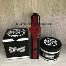 "Load image into Gallery viewer, Casio G SHOCK 35th Anniversary ""RED-OUT"" DW-6935C"