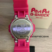 "Load image into Gallery viewer, Casio G Shock x So-Net SONY ""POST PET"" DW-6900BMO"