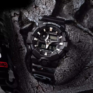 "Casio G SHOCK 2020 x ""GODZILLA"" King of the Monster GA-700GDZ (BLACK) With Special Packing 3rd Edition"